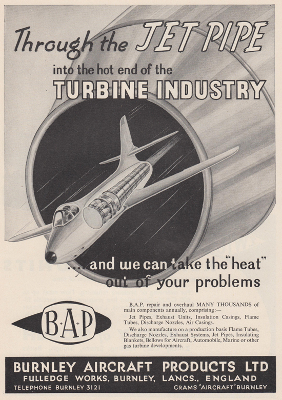 Aircraft Products Advert