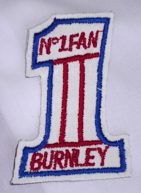 Burnley Sew-on Patch