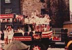 Burnley Building Society Procession Float
