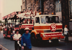 Burnley Building Society - Parade Float