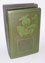 Burnley Building Society Money Box