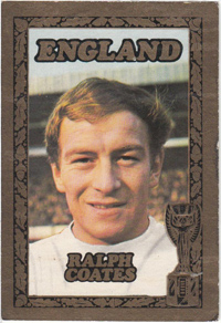 Burnley FC Card - Andy Lockhead