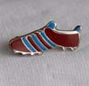 burnley badge - football boot