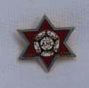 burnley badge - supporters club