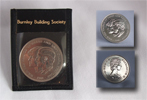 Burnley Building Society - Coin